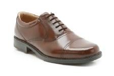 Clarks 'Bravo Man' Formal Shoes (Walnut)