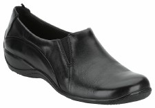 Clarks 'Coffee Cake' Leather Shoes (Black)
