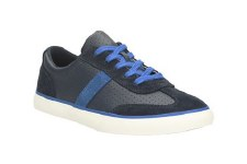 Clarks 'Club Walk Jnr' Boys Shoes (Navy)