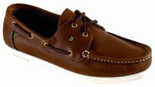 Dubarry 'Admiral' Deck Shoes (Brown)