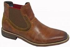 Dubarry 'Santos' Mens Boots (Tan)
