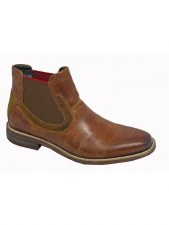 Dubarry 'Santos' Mens Boots (Tan)