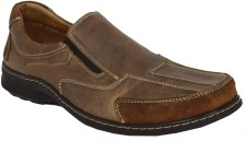Dubarry 'Bandit' Slip-On Leather Shoe (Cigar)