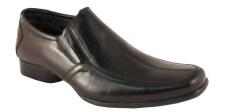 Dubarry 'Daniel' Leather Shoe (Black)