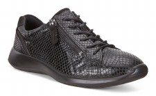 Ecco '283073' Ladies Shoes (Black)