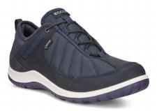 Ecco '838543' Ladies Trainers (Navy)