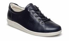 Ecco '206503' Ladies Shoes (Navy)