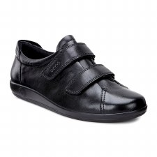 Ecco '206513' Ladies Shoes (Black)