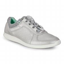 Ecco '284113' Ladies Shoes (Silver)