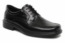 Ecco 'Helsinki' Lace-Up Shoe (Black)