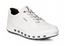 Ecco '842513' Ladies Trainers (White)