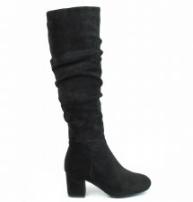 Ella 'Roxy' Ladies Long Boots (Black)
