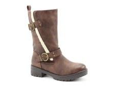 Heavenly Feet 'Bonnie' Ladies Boots (Brown)