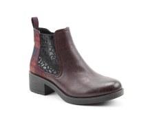 Heavenly Feet 'Lauren' Ladies Boots (Burgundy)
