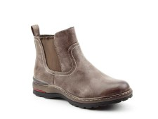 Heavenly Feet 'Thea' Ladies Boots (Brown)