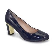 Lunar 'Carey' Ladies Heels (Navy)