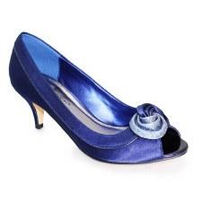 Lunar 'Ripley' Ladies Heels (Navy)