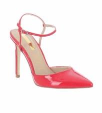 Glamour 'Camie' Ladies Heels (Red)