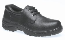 Grafters 'M530' Safety Shoe (Black)