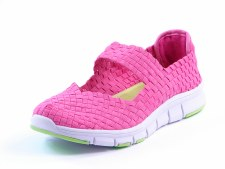 Heavenly Feet 'Mambo' Ladies Shoes (Pink)