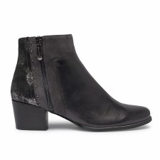 Regarde Le Ciel 'Isobel' Ladies Ankle Boots (Pepper)