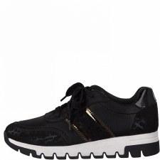 Jana '23769' Ladies Shoes (Black)