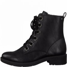Jana '25264' Ladies Ankle Boots (Black)