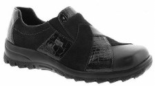 Rieker 'L7164' Ladies Shoes (Black)