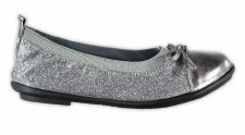Lelli Kelly '6656' Glitter Pumps (Pewter)