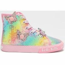 Lelli Kelly '1331' Girls Boots (Pink Multi)