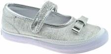Lelli Kelly '5300' Girls Shoes (Silver)