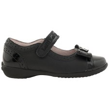 Lelli Kelly 'Gabriella' Girls School Shoes (Black)