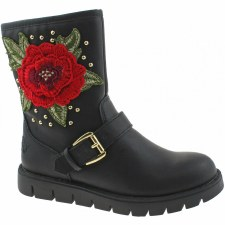 Lelli Kelly '7452' Girls Boots (Black)