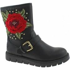 Lelli Kelly '7452' Girls Boots (Black)