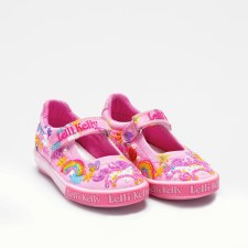 Lelli Kelly '9050' Girls Shoes (Pink Multi)