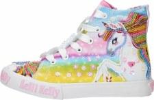 Lelli Kelly '9099' Girls Boots (White Multi)