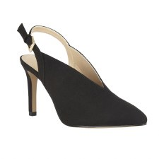 Lotus 'Isobel' Ladies Heels (Black)