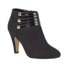 Lotus 'Nell' Ladies Boots (Black)
