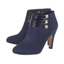 Lotus 'Nell' Ladies Boots (Navy)