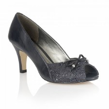Lotus 'Nicoletta' Ladies Shoes (Navy)