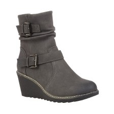 Lotus 'Pheobe' Ladies Ankle Boots (Grey)