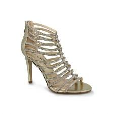Lunar 'Chloe' Ladies Heels (Gold)
