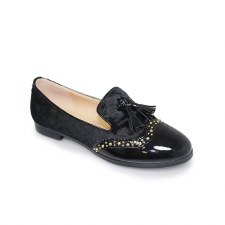 Lunar 'Felton' Ladies Shoes (Black)