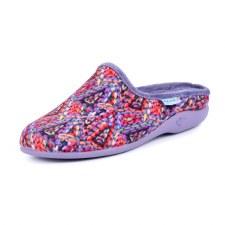 Lunar 'Frosty' Ladies Slippers (Purple)