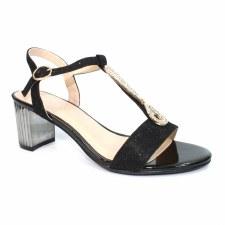 Lunar 'Lopez' Ladies Heels (Black)