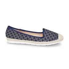 Lunar 'Malibu' Ladies Pumps (Blue)