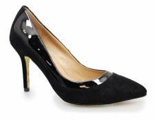 Lunar 'Christa' Ladies Heels (Black)
