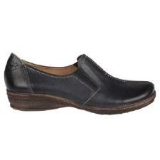 Naturalizer 'Malvina' Slip-On Shoe (Navy)