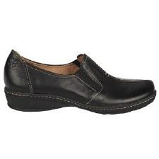 Naturalizer 'Malvina' Slip-On Shoe (Black)