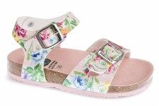 Pablosky '498770' Girls Sandals (Pink Multi)